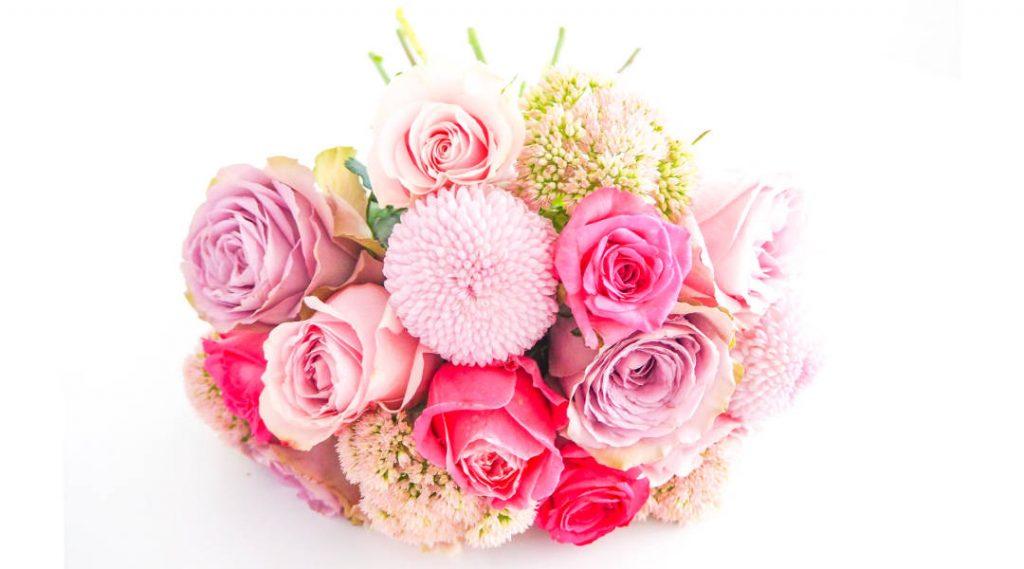 flowers on capri image