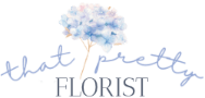 That Pretty Florist Logo